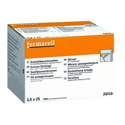 FERMACELL VIS 3.90X30MM (BTE 1000)