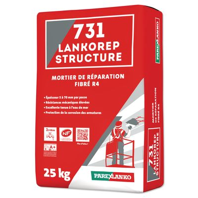 731 LANKOREP STRUCTURE SAC 25KG
