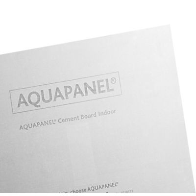 PLAQUE AQUAPANEL INDOOR 900X1200X13