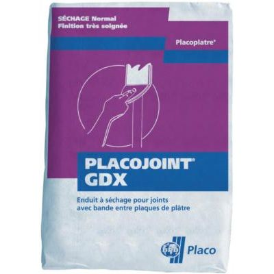 ENDUIT FINITION PLACOJOINT GDX 5KG