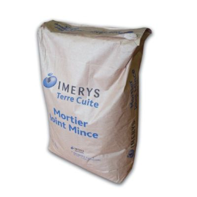 MORTIER COLLE JOINT MINCE (25 KG)