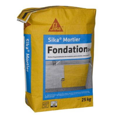 sika mortier fondation sp sika sac 25kg adjuvant b ton. Black Bedroom Furniture Sets. Home Design Ideas