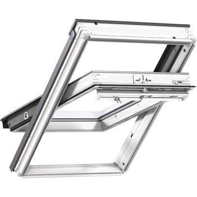 FENETRE A ROTATION 78X98 GGL 2076 MK04 FINITION WHITEFINISH