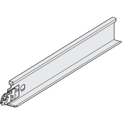 ENTRETOISE CLIP-ON T24 600MM BLANC