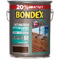 SATURATEUR ANTIDERAPANT NATUREL AMBRE 5L + 20% MAT