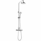 COMBI DOUCHE VICTORIA-T CHROME